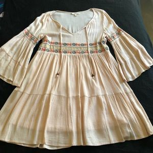 Bohemian dress size small